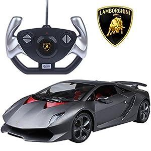 1/14 Scale Lamborghini Sesto Elemento Radio Remote Control Model Car R/C RTR by Midea Tech - 51PjY0vLrtL - 1/14 Scale Lamborghini Sesto Elemento Radio Remote Control Model Car R/C RTR