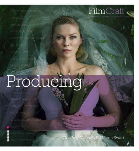 [ Filmcraft: Producing (New) (FilmCraft) By Macnab, Geoffrey ( Author ) Paperback 2013 ]