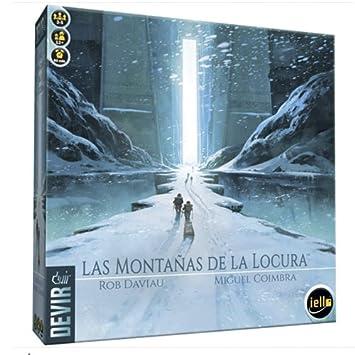 Las Montañas La LocuraAmazon esJuguetes De Y Juegos lTJFK1c3