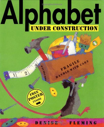 Alphabet Under Construction by Henry Holt and Co. (BYR) (Image #5)