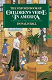 The Oxford Book of Children's Verse in America, , 0195067614