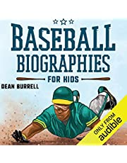 Baseball Biographies for Kids: The Greatest Players from the 1960s to Today