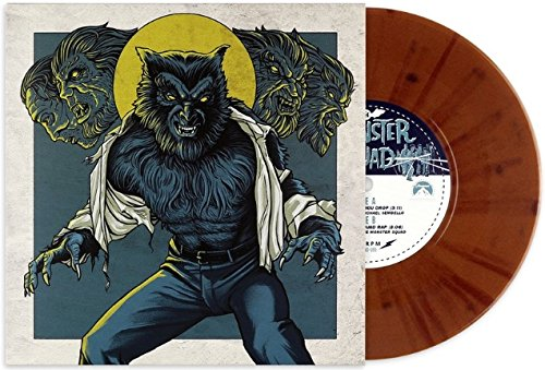 MICHAEL SEMBELLO - The Monster Squad Motion Picture Soundtrack Wolfman Cover Variant 7