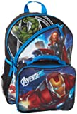 Avengers Large Backpack Bag Tote and Small Lunch Bag