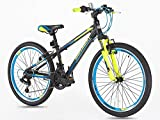 Junior Boys Mountain Bike 20 Inches wheels Shimano Gear 7 speed- from age 7 years Plus-