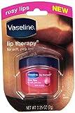 Vaseline Lip Rosy Therapy Lips, 0.25 oz