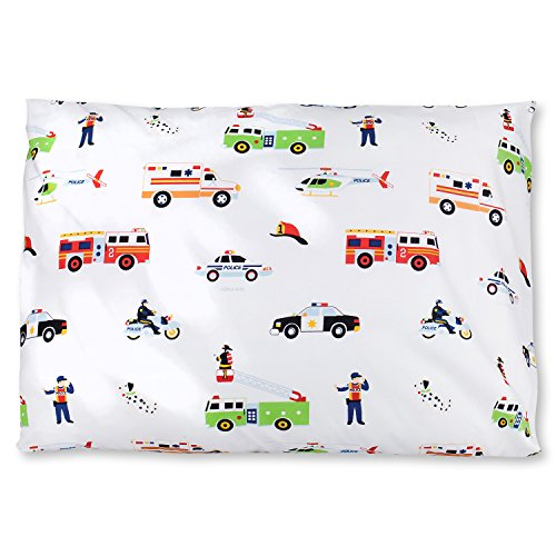 Wildkin Kids Microfiber Pillow Case for Boys and Girls, Soft Breathable Microfiber Fabric, Measures 20 x 30 Inches, Fits…