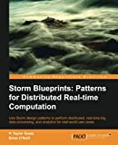 img - for Storm Blueprints: Patterns for Distributed Real-time Computation book / textbook / text book