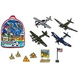 WowToyz Backpack Playset - World War II Warbirds