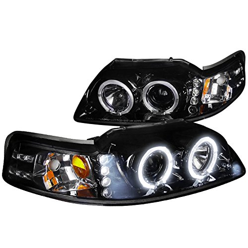 99 04 mustang headlights - 8