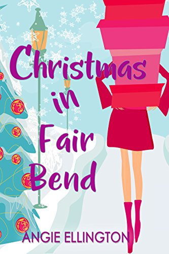 Christmas in Fair Bend (A sweet holiday romance) (A Moonlit Hearts Romance) by [Ellington, Angie]