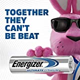 Energizer AA Lithium Batteries, World's Longest