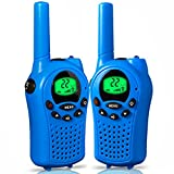 TOP Gift Toys for 4-5 Year Old Boys, Handheld Mini T68 Walkie Talkie for Kids Gifts for 3-12 Year Old Boys Girls Toys for 3-12 Year Old Girls Toys for 6-12 Year Old Boys Blue TGUSMXD002