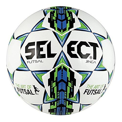 select-sport-america-senior-jinga-futsal-ball-white