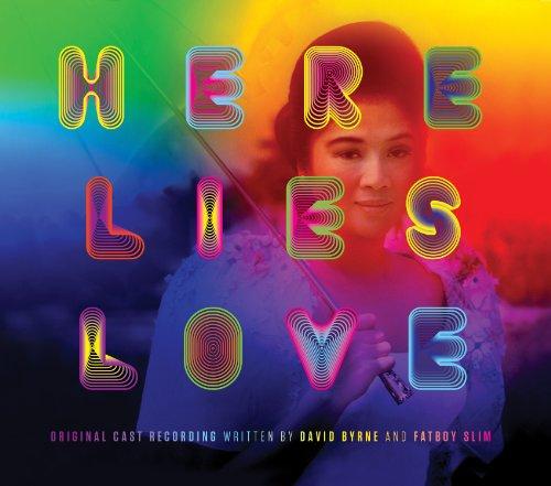David Byrne - Here Lies Love (Deluxe Edition) - Zortam Music