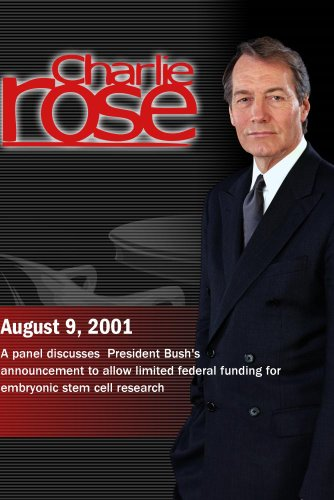 Charlie Rose (August 9, 2001)