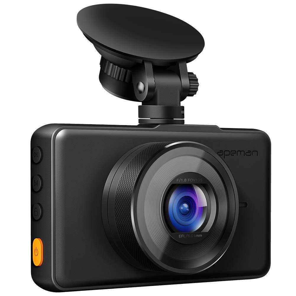 apeman Autokamera Dashcam 1080P