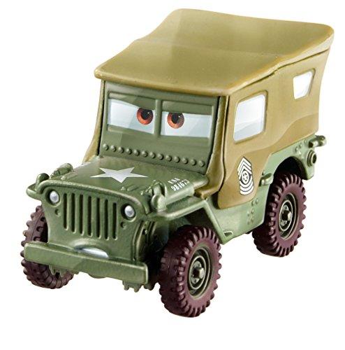Car Racing Italian Charm - Disney/Pixar Cars 3 Sarge Die-Cast Vehicle