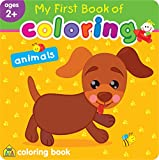 My First Book of Coloring Book Animals