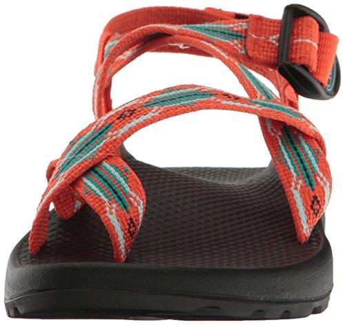 Chaco Womens Z2 Classic Sandalo Atletico Di Corallo Alba
