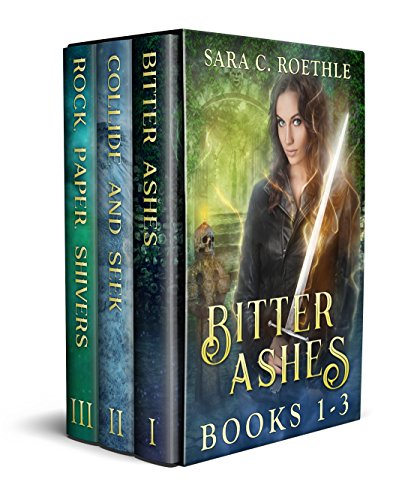 The Bitter Ashes Series: Books 1-3 cover