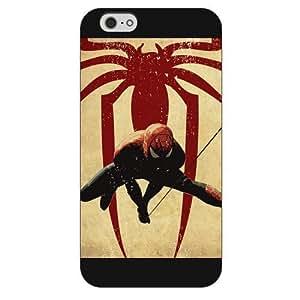 "UniqueBox Customized Marvel Series Case for iPhone 6 4.7"", Marvel Comic Hero Spider Man Logo iPhone 6 4.7 WANGJING JINDA"