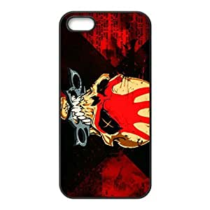 RMGT Blood Skull Cell Phone Case for Iphone ipod touch4