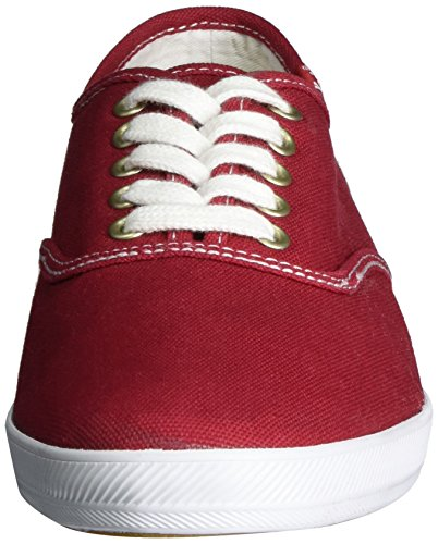 Champion Rouge Baskets Mode Keds Canvas Homme 4qXwnxgd