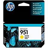 Cartucho HP 951 Jato de Tinta Amarelo - CN052AB