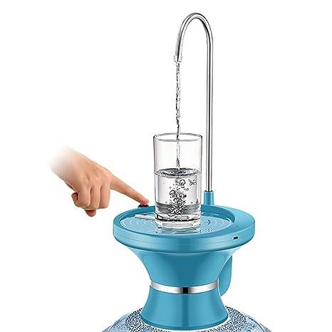 Bomba Eléctrica Del Agua Potable Bomba De Succión De La Bandeja Dispensador Del Galón Carga Usb