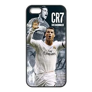 ORIGINE CR7 Cristiano Ronaldo Cell Phone Case for Iphone 5s