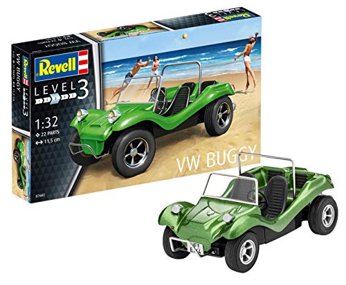 Revell of Germany VW Buggy Hobby Model Kit -