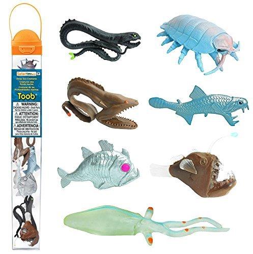 Safari Ltd  Fba 688104 Deep Sea Creatures
