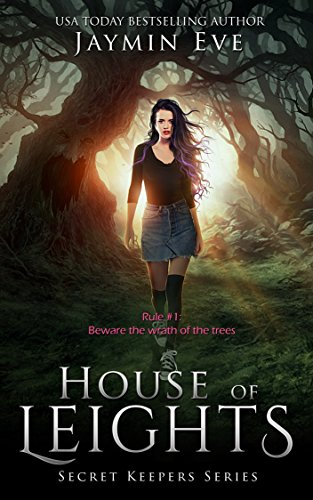 House of Leights (Secret Keepers series Book 3) cover
