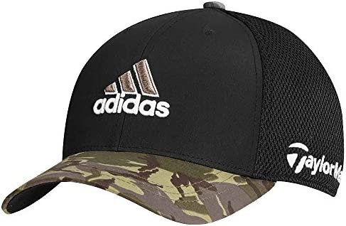 89a74c8272d Adidas Tour Tour Mesh Camouflage Fitted Golf Hat, Small/Medium, Caps ...
