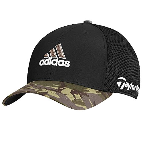 adidas Tour Mesh Camouflage Fitted Golf Hat