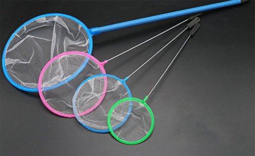 Laat mini kescher teleskop fische kescher mini kescher fischernetz