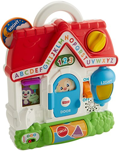 (Fisher-Price Laugh & Learn Puppy's Busy Activity Home)
