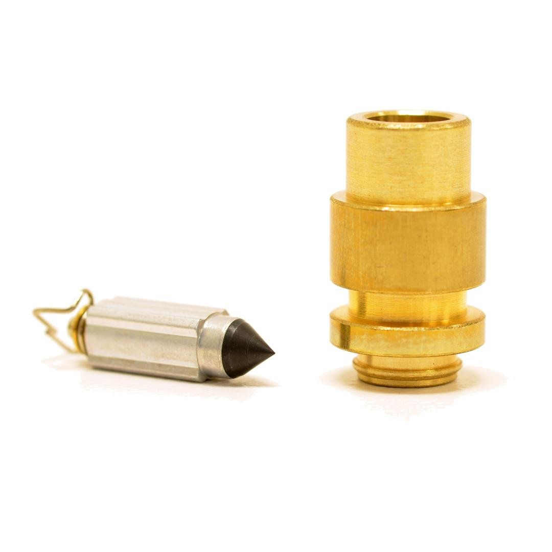 Genuine Genuine Mikuni TM33-8012 Pumper Size 1.2 Needle /& Seat N133.200-1.2 Sold Individually by Niche Cycle Supply