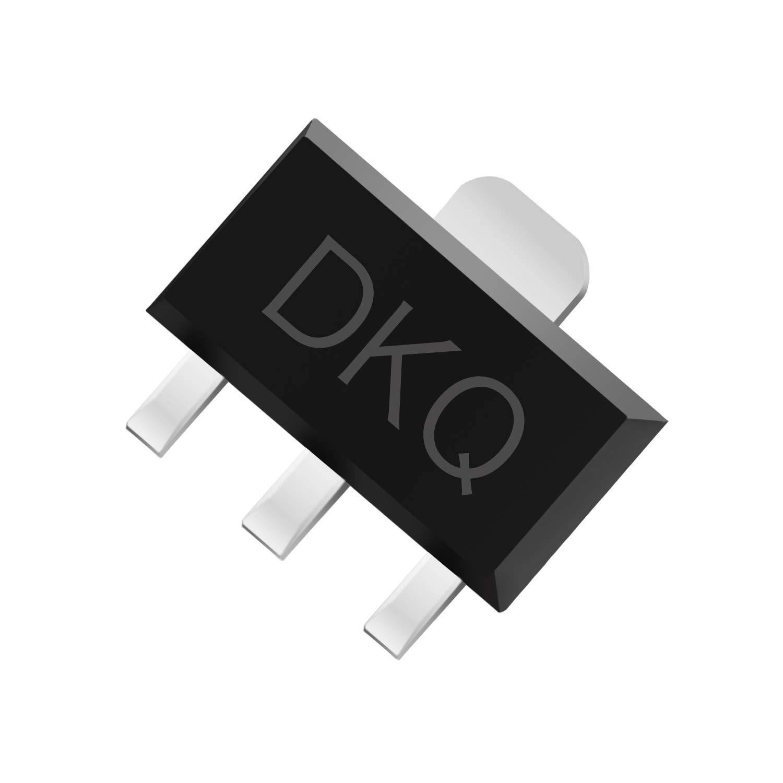 Chanzon 10pcs 2SC4672 SOT-89 NPN Transistor 2A SMD