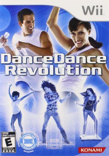 (Dance Dance Revolution WII)