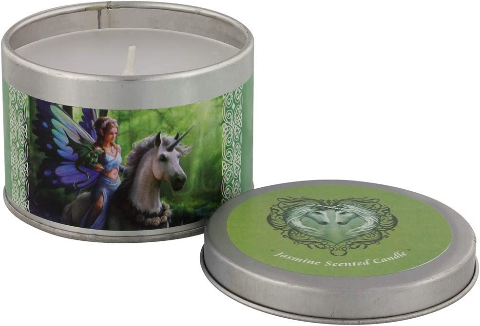 Realm of Enchantment Candle By Anne Stokes