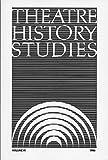 Theatre History Studies 1986 9780817353827