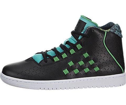 Nike Jordan Illusion Men US 12 Black Basketball Shoe