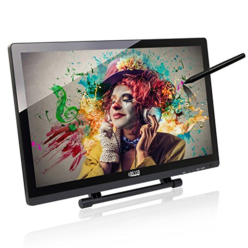 Adesso Monitor 21 5 Inch LED Lit CyberTablet