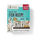 Honest Kitchen The Human Grade Dehydrated Grain Free Fish Dog Food, 10 lb - Zeal