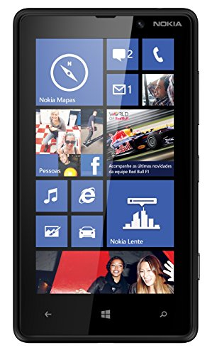 Nokia Lumia 820 8GB GSM 4G LTE Windows 8 Smartphone - Black - AT&T - No Warranty (Nokia Lumina 900 4g compare prices)