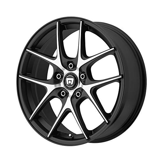 Motegi Racing MR127 Satin Black Wheel (17×8″/5x100mm, +38mm offset)