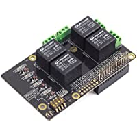 Seeedstudio–Raspberry Pi Relay Board v1.0–DIY eléctrica abierto fuente