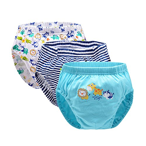 Aaronano Toddler Classic Cotton Briefs
